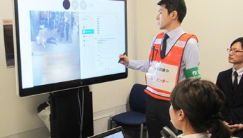 AI、救命アプリ等のICTをフル活用!街全体の救命率アップにつなげるネットワークシステム