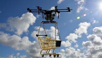 """""""空の産業革命・ドローン""""が、建築・不動産分野にも導入機運高まる"""